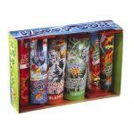 Fuochi Artificiali – Happy Box – Kit assortito 0002 | Imballo da 12 pz.
