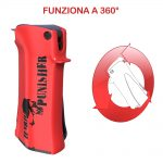 HARD PUNISHER – Diva jubileum- O.C spray 20 ml -Rosso