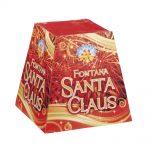 Fuochi Artificiali – Fontana Santa Claus 0236A | Confezione da 18 pz.