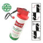 BALLISTOL Olio universale VarioFlex Spray, 350 ml, IT Defence – 10 in 1 /C12 PZ.