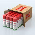 Spray Universale – Ballistol 200 ml Armeria – Olio universale testato e ineguaiabile – Pumpspray – Confezione da 20 pz