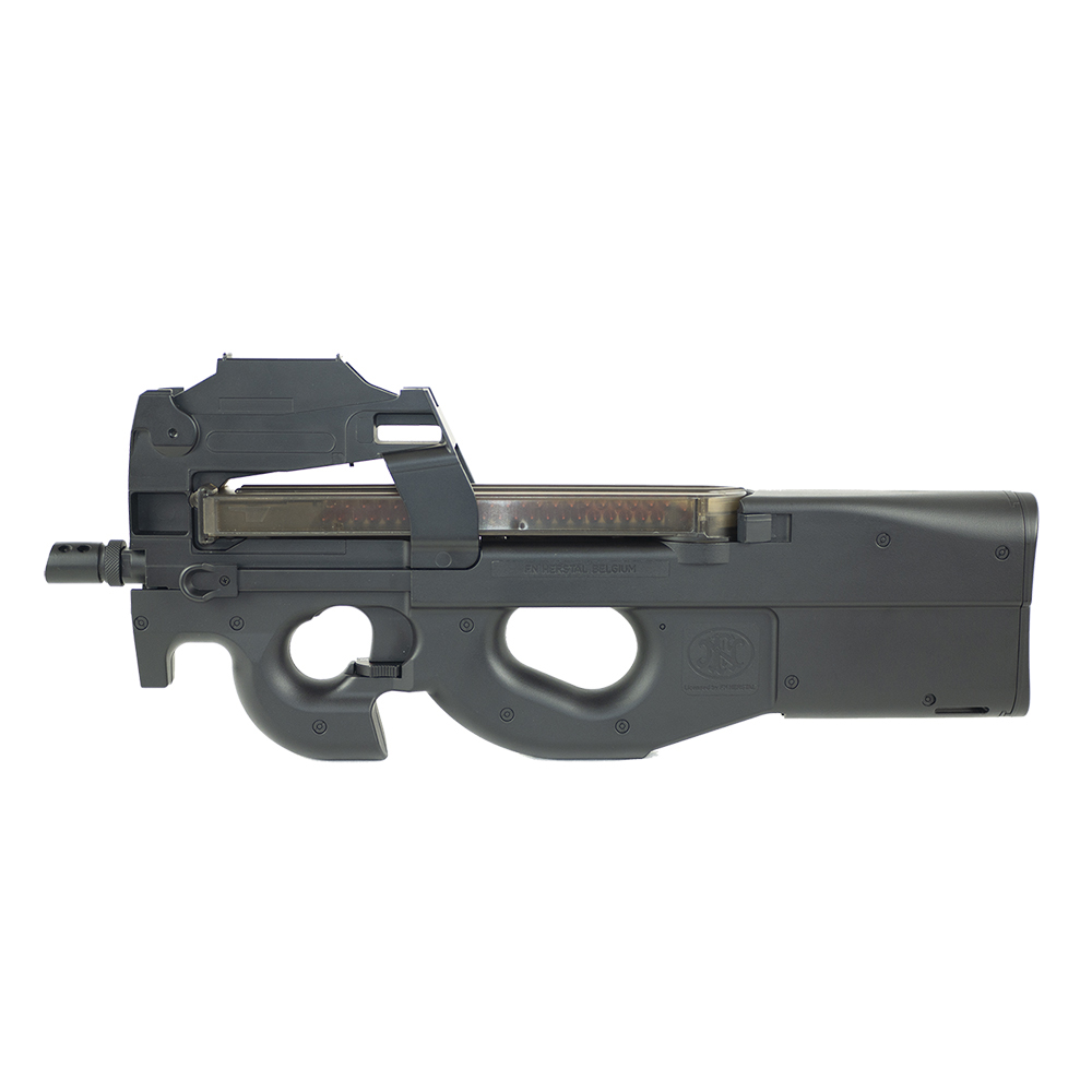 FN P90 Red Dot Black AEG ABS 70 bbs