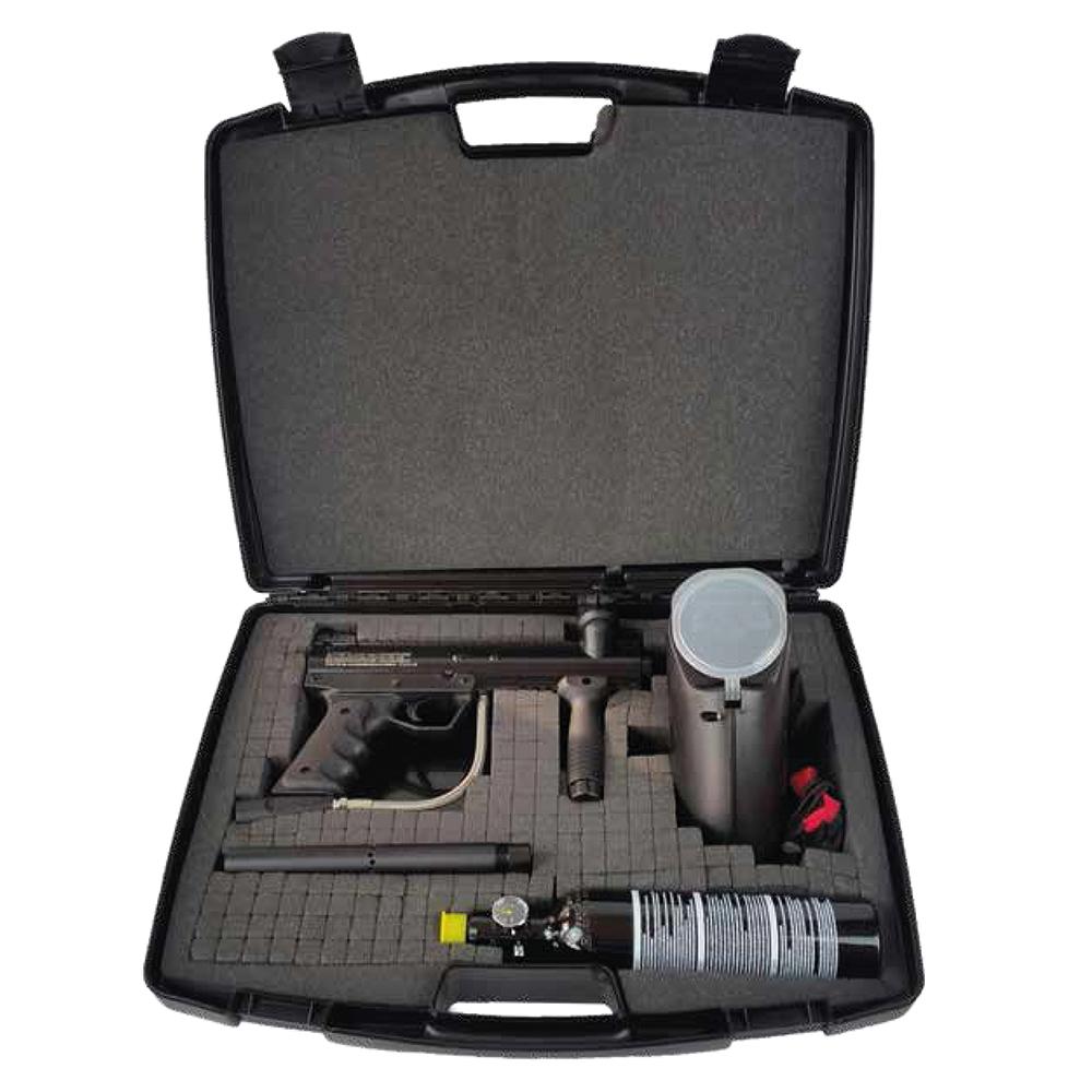 PAIN&BALL SET | BT-4 COMBAT | Bombola 0.4 L + Reg. 3000 PSI | Biglie morbide cal. 68 – 9pz | Caricatore nero GxG 200 |