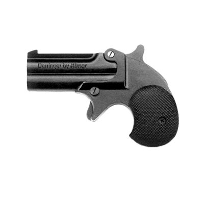 DERRINGER PISTOL -cal 6 mm -Black
