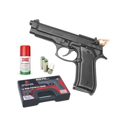 420.001 -Pistola a salve P92 – Black